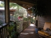 Covered walkways at Tamborine Mountain Bed and Breakfast
