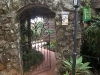 Entrance gateway to Tamborine Mountain Bed and Breakfast