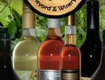 Wines from Cedar Creek Vineyard and Winery on Mount Tamborine