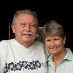 Your hosts Tony & Pam - Tamborine Mountain Bed & Breakfast