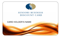 Grab a discount with your Qld Seniors Business Discount Card