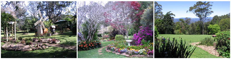 Open Gardens on Tamborine Mountain - Springtime on the Mountain