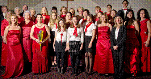 The Tamborine Voices Choir Mount Tamborine