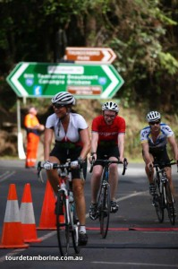Contestants Tour de Tamborine - Mountain Sports Festival