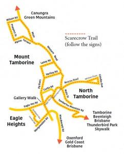 Tamborine Mountain Scarecrow Trail