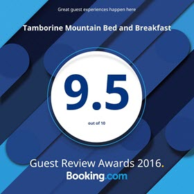 Booking.com Guest Review Award