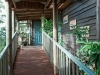 Ramp leading to guest rooms at Tamborine Mountain Bed and Breakfast