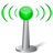 Icon for Wireless Internet Signal