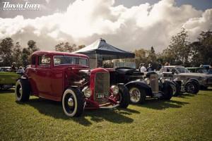 Cars at Garter Belts Gasoline Festival - Hot Rod Carnivale